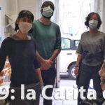 Coronavirus. Contagiati dalla Carità. L'impegno delle Caritas in Piemonte