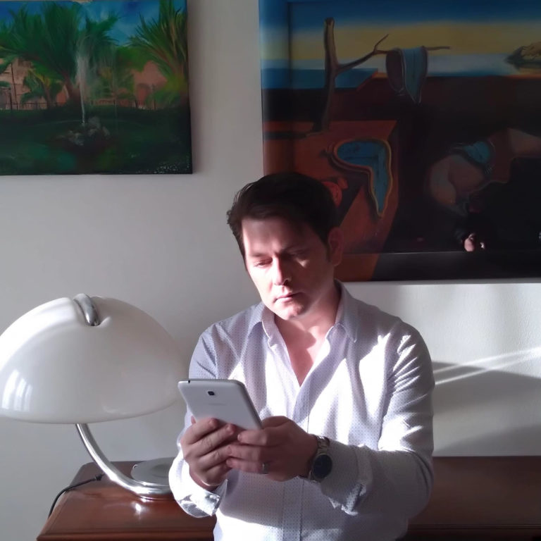 """Un tablet """"Con il cuore"""" parte da Alpignano"""