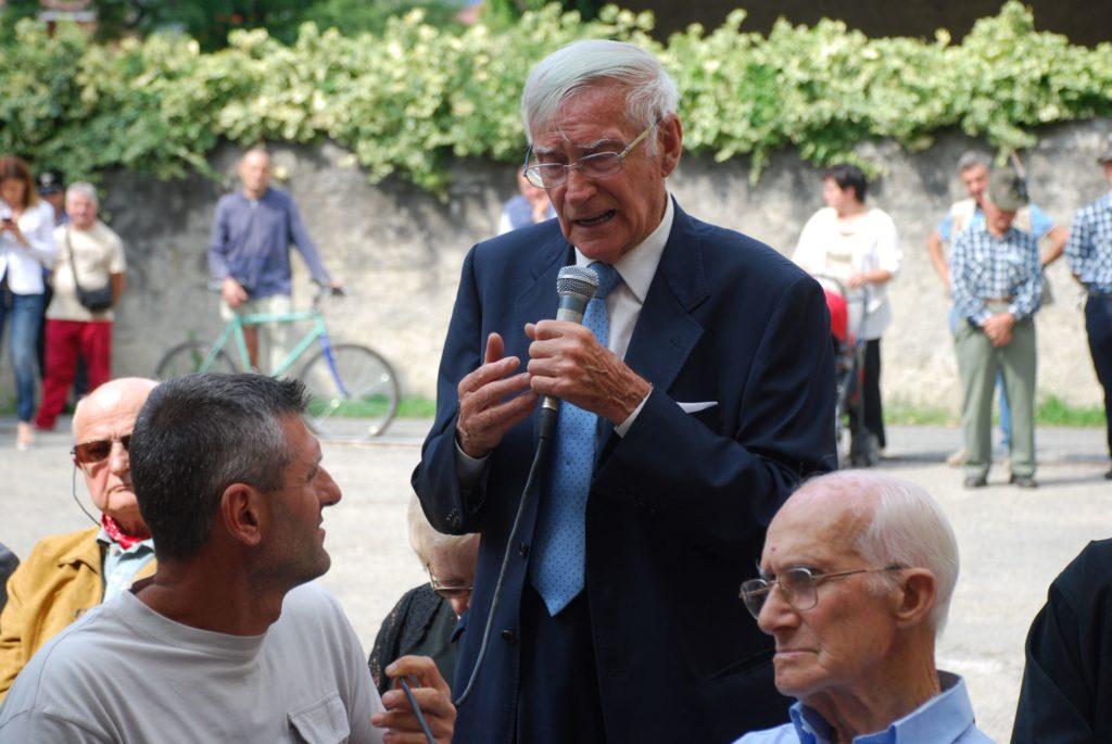 Venaus. E' morto Elso Tournour, sindaco dal 1985 al 1990