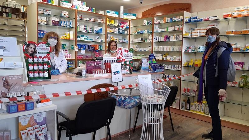 """La Farmacia di Vaie: """"Noi e il Coronavirus"""""""