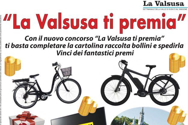 """Il regolamento completo del concorso """"La Valsusa ti premia"""""""