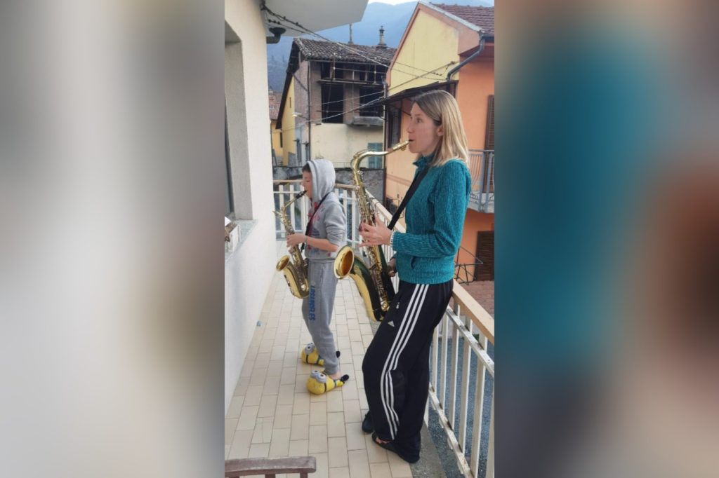 Stop per la Filarmonica di S.Antonino? Si combatte il timore del virus con la musica