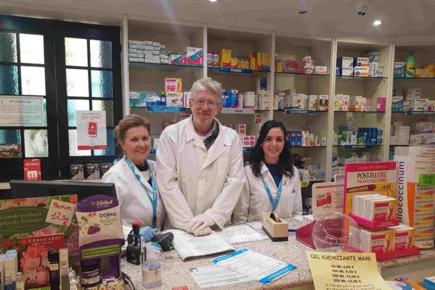 La Farmacia Tosello di S.Antonino si trasferirà nel 2021