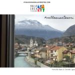 #vallesusadallafinestra. Un racconto delle bellezze della Valle partendo da quello che si vede dalla finestra