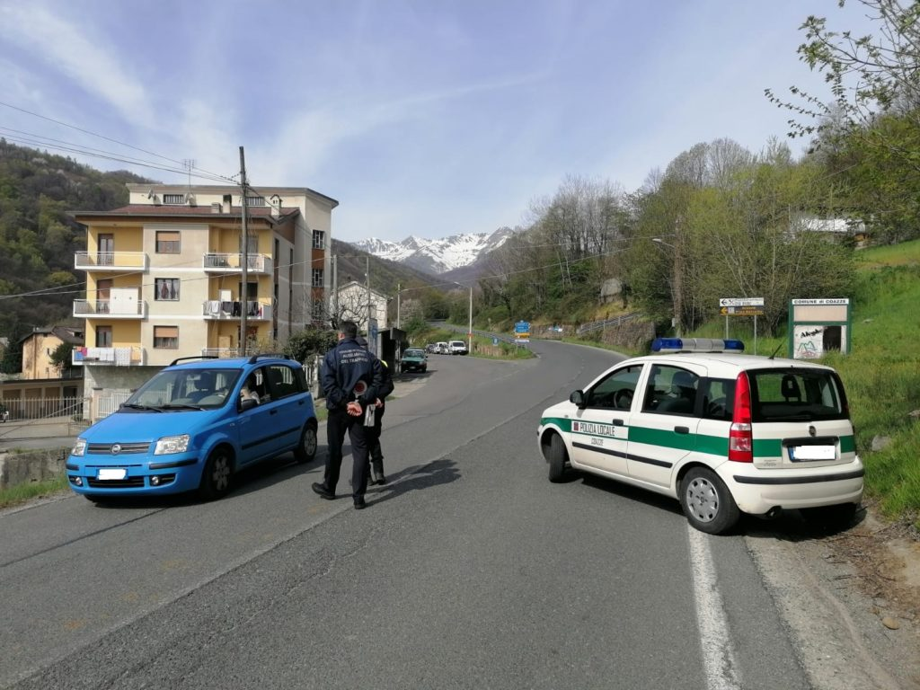 Pasquetta, divieti rispettati in Val Sangone: una sola multa