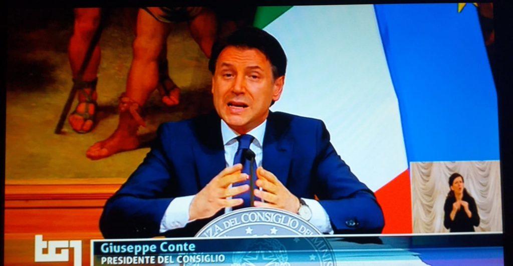 """Coronavirus, Conte annuncia l'inizio della """"fase 2"""" dal 4 maggio"""