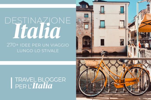 """""""Travel blogger per l'Italia"""": c'è anche un po' di Valle di Susa nel progetto di raccolta fondi"""