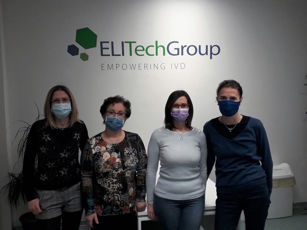 ElitechGroup, un cuore giavenese nell'azienda dei kit per diagnosticare il Covid