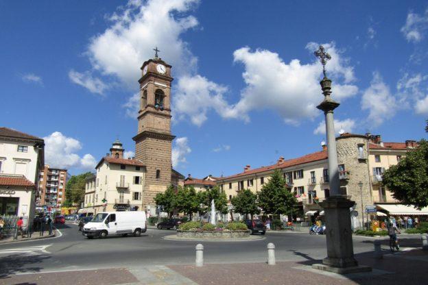 Sabato 22 maggio parte la ztl nel centro storico di Giaveno