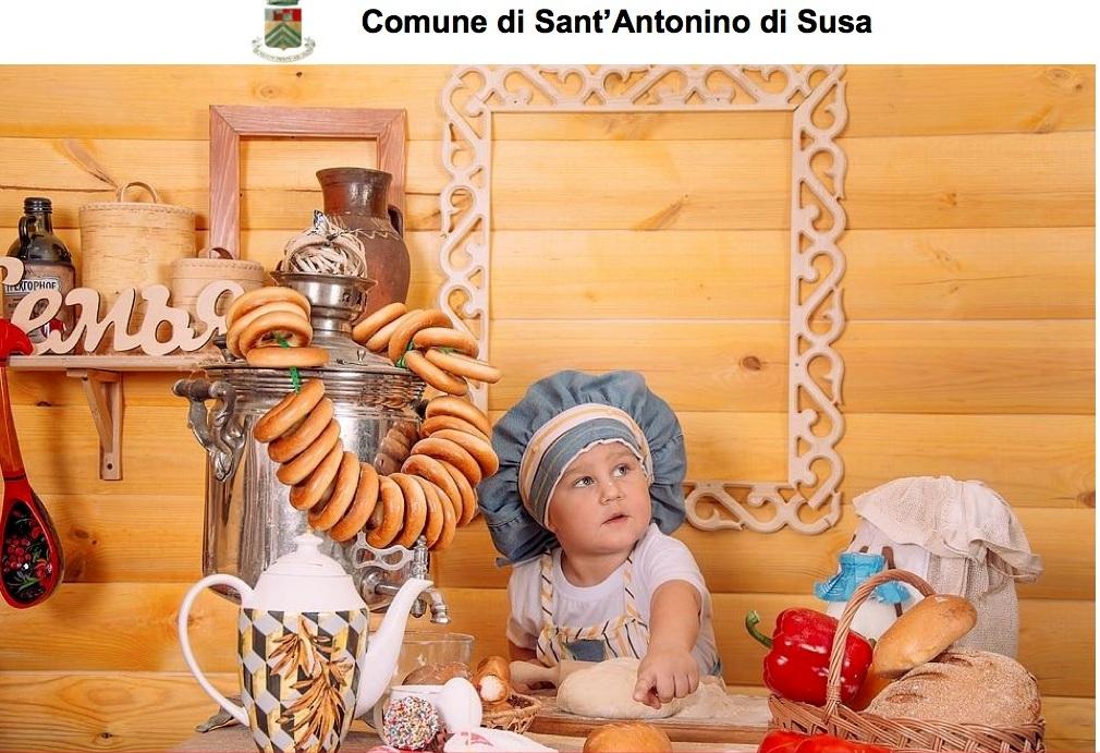 """S.Antonino, i bambini fanno merenda nel """"parco virtuale"""""""