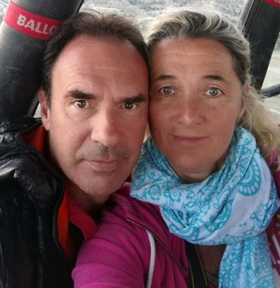 Gianfranco Pè e Alessandra Miglio