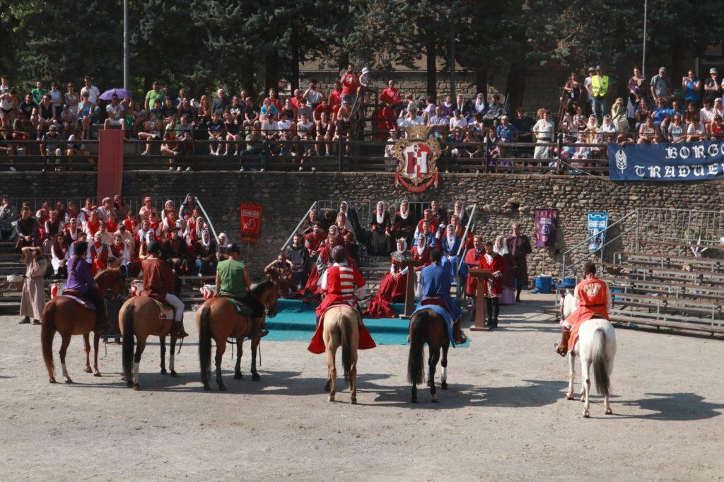 Il XXXIV Torneo Storico dei Borghi di Susa è rinviato al 2021 causa Covid-19