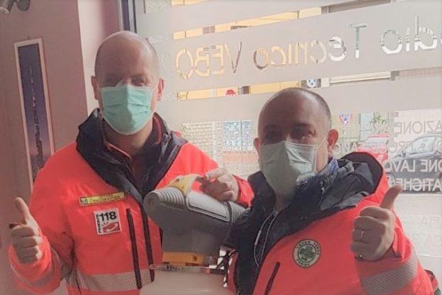 Alpignano, dal gruppo degli edili 6.200 euro di solidarietà