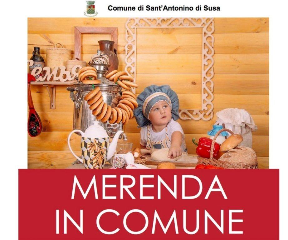"""""""Merenda in Comune"""" per i bimbi di S.Antonino"""