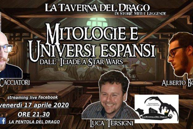 """Appuntamento col fantasy de """"La Pentola del Drago"""""""