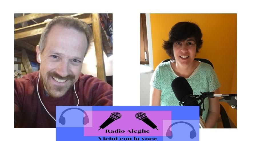 In Val Sangone è nata Radio Aleghe con Nicola Rotella ed Elisa Bevilacqua