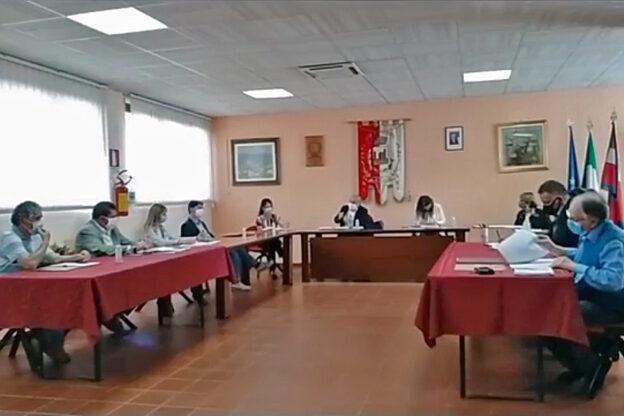 Primo consiglio comunale dell'era Coronavirus a Villar Dora
