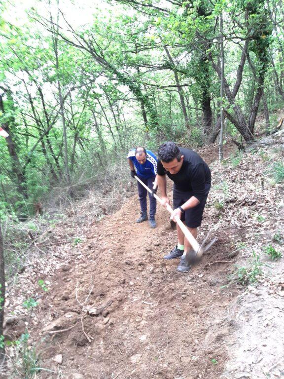 Bruzolo, pronto il sentiero per le mountain bike