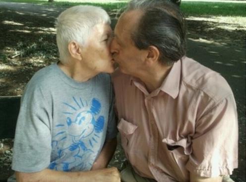 Franco e Adriana, la coppia imbattuta dal Coronavirus