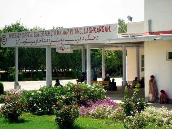 Lashkar Gah Afghanistan