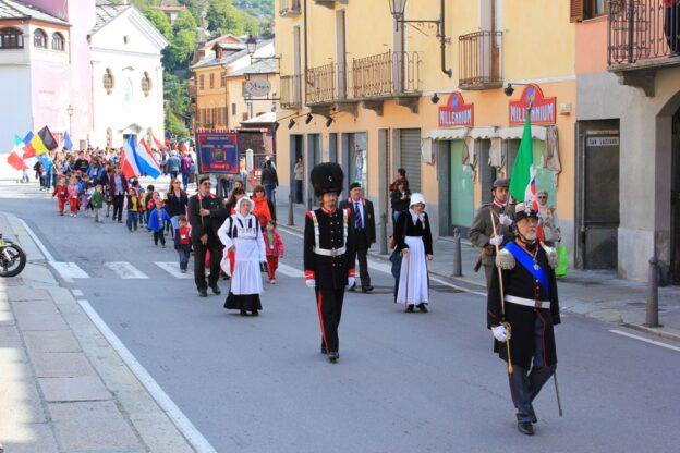 Susa festeggia il 361° compleanno (virtuale) dei Granatieri