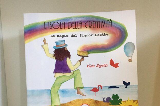 Con la tranese Viola Rigotti si sbarca sull'Isola della creatività