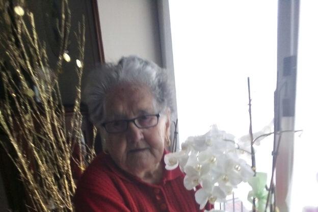 Bussoleno, Maria Ghedini ha compiuto 100 anni: una nonna coi fiocchi