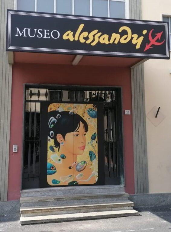 Giaveno, l'apertura del Museo Alessandri è soltanto rimandata