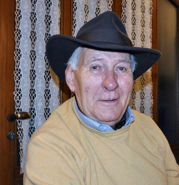 Lutto a Rubiana per la scomparsa dell'alpino Pierfranco Girardi