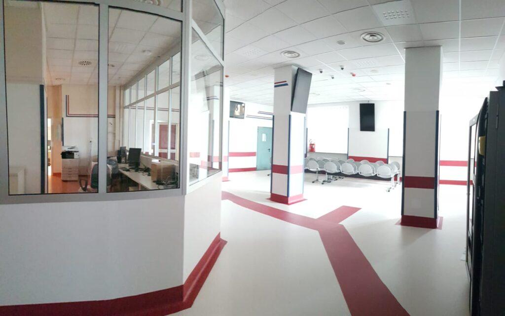 Il Pronto soccorso dell'ospedale di Rivoli ha ora due accessi separati