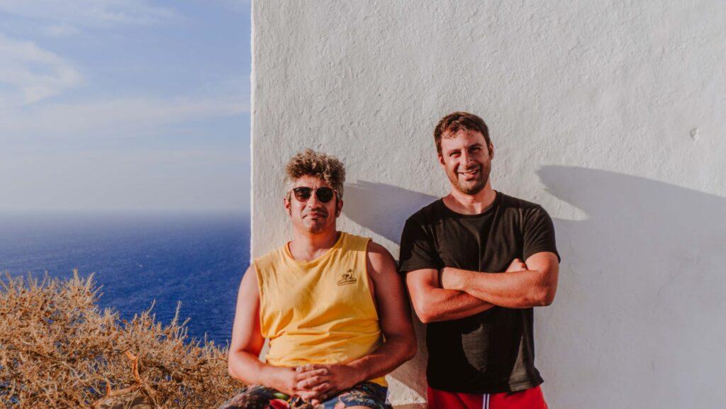 Tiziano e Andrea, i due travel designer che hanno creato un tool per monitorare il Covid nel mondo
