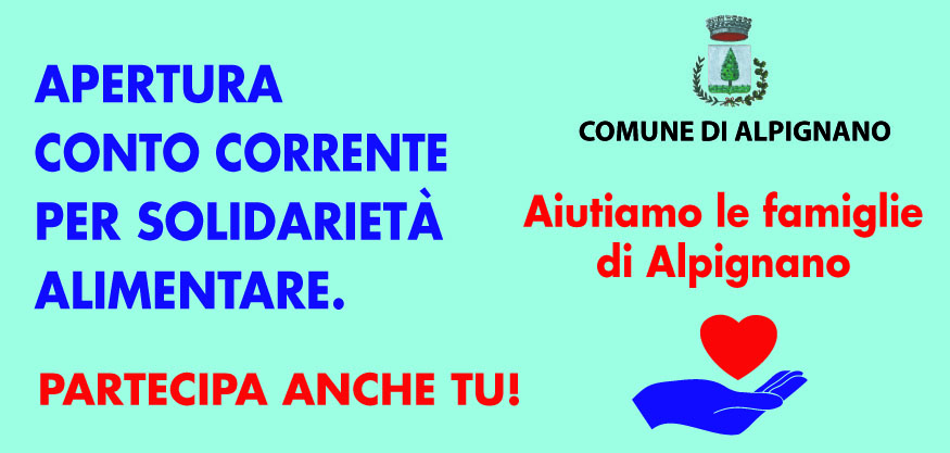 Alpignano, 1000 euro per la solidarietà alimentare dallo Spi