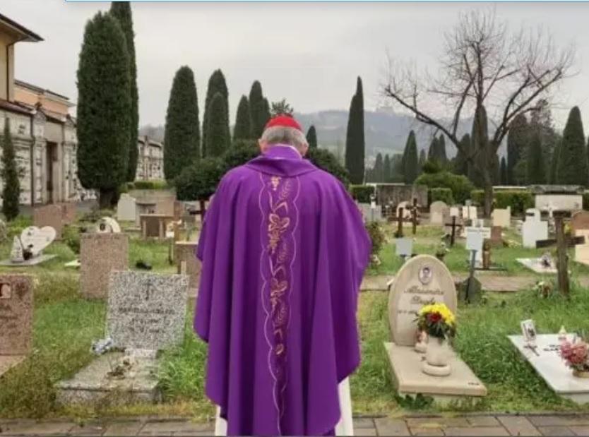 Coronavirus: le nuove regole per la celebrazione dei funerali