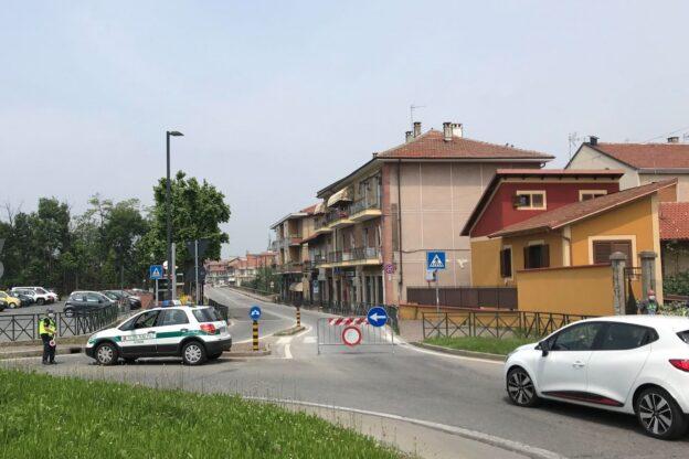 Alpignano, chiuso il Ponte Nuovo