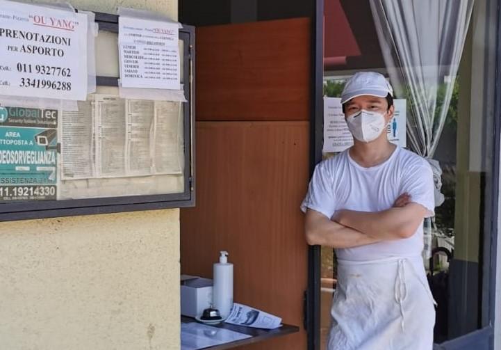 """Avigliana, anche il ristorante cinese """"Ou Yang"""" si prepara a riaprire"""