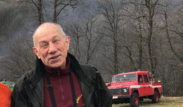 Pier Mauro Biddoccu lascia la guida dei Vigili del Fuoco di Giaveno