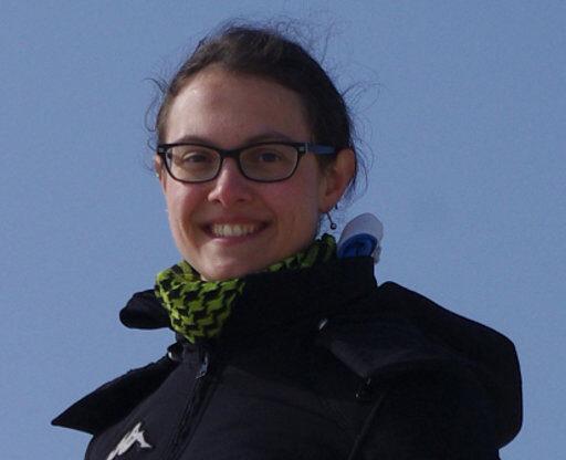 La ricercatrice Erika Dematteis ha discusso il suo progetto al Premio GiovedìScienza