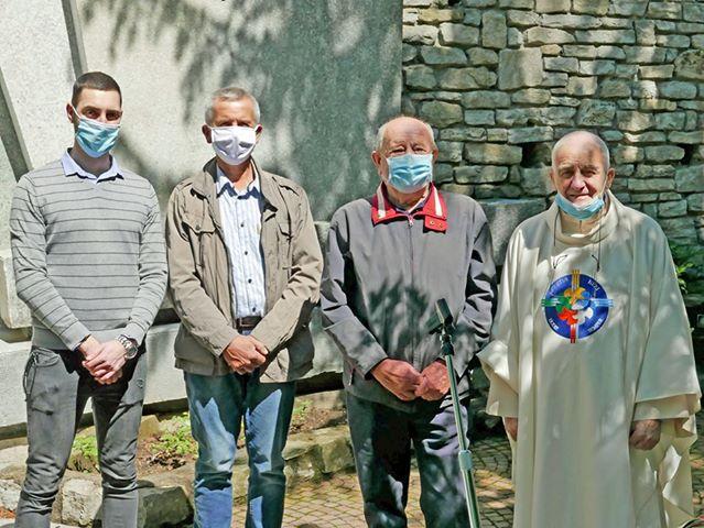 La Festa di Sant'Antonio del Molè si è spostata a Forno di Coazze