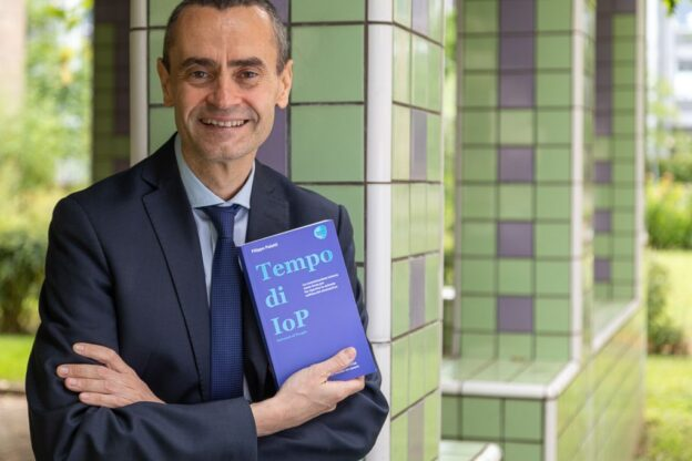 Nato a Bardonecchia l'ultimo libro di Filippo Poletti