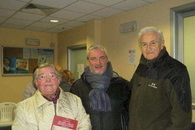 Scompare a 87 anni l'ex sindaco di Giaveno Luigi Cugno