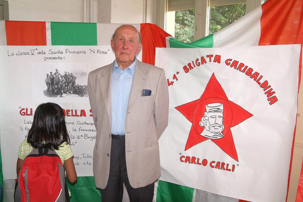 Avigliana, addio a Ilvio Ghiano, partigiano e fervido imprenditore
