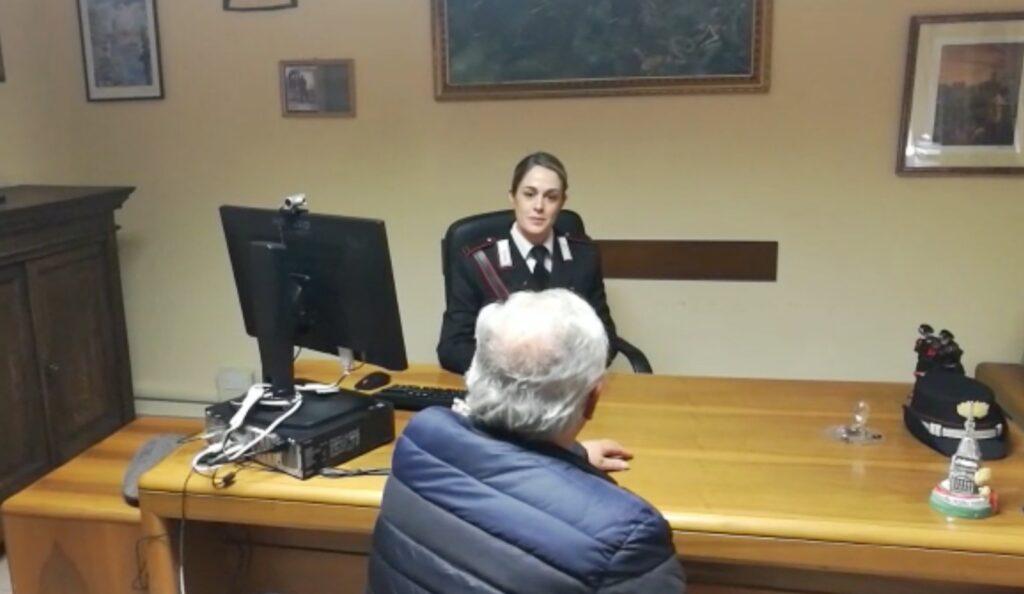 Bussoleno, arrestata ladra che si era introdotta in casa di un'anziana