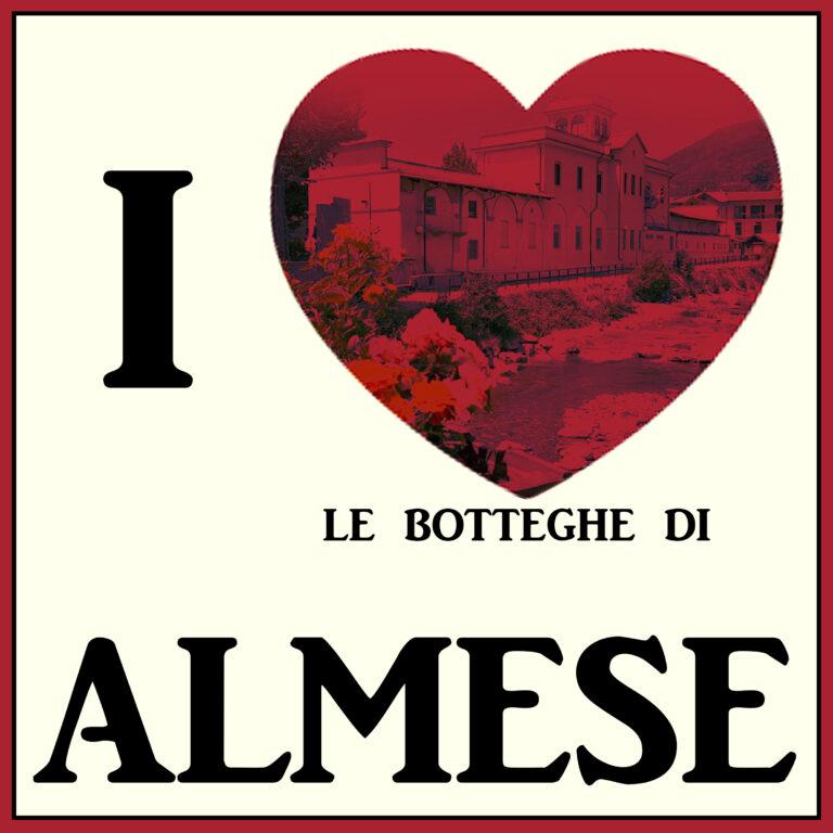"""""""I love le Botteghe di Almese"""""""