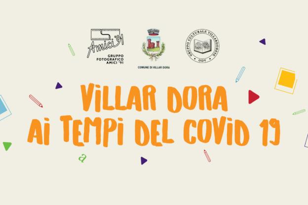 """Concorso """"Villar Dora ai tempi del Covid 19"""""""