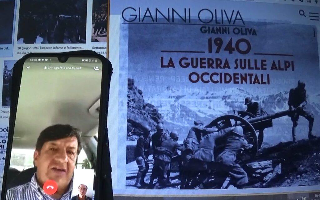 1940, la guerra alla Francia. Videointervista con Gianni Oliva