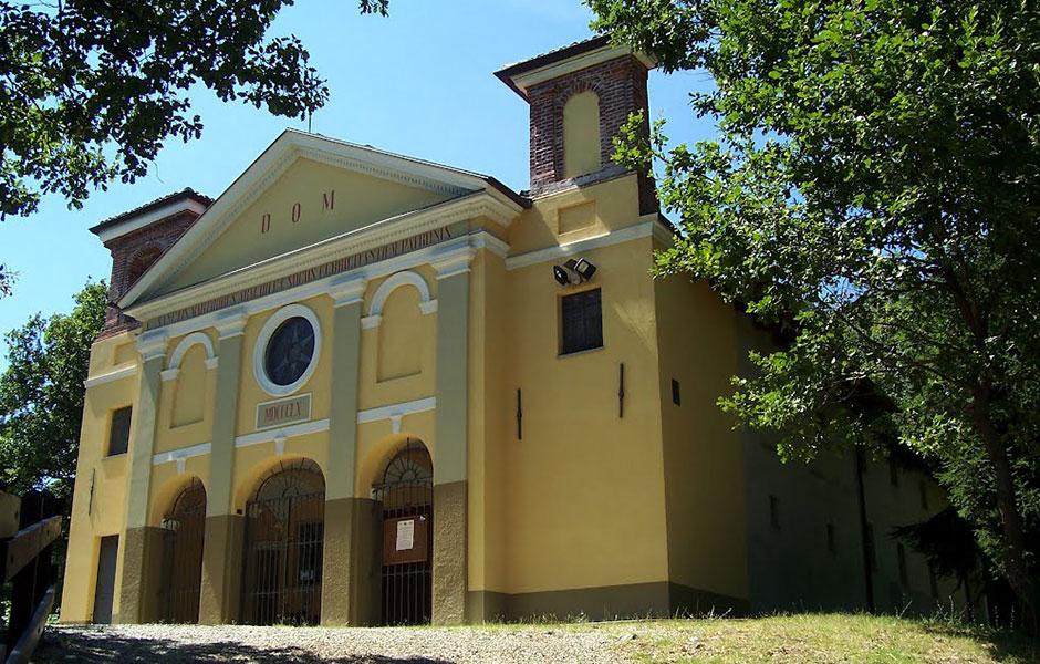 Giovedì 18 giugno il santuario di Sant'Abaco apre per la Consolata