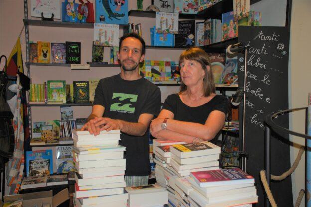 """Bussoleno, la libreria """"La Città del Sole"""" cambia gestione"""