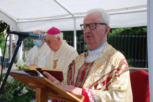 Caprie in festa per i 60 anni di Messa di don Franco Davì