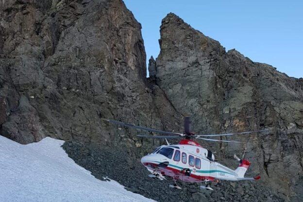 Ben 23 chiamate al Soccorso Alpino nella sola giornata di ieri