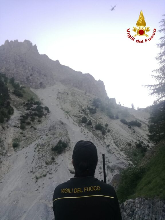 Due escursionisti in difficoltà sul Monte Chaberton: salvati